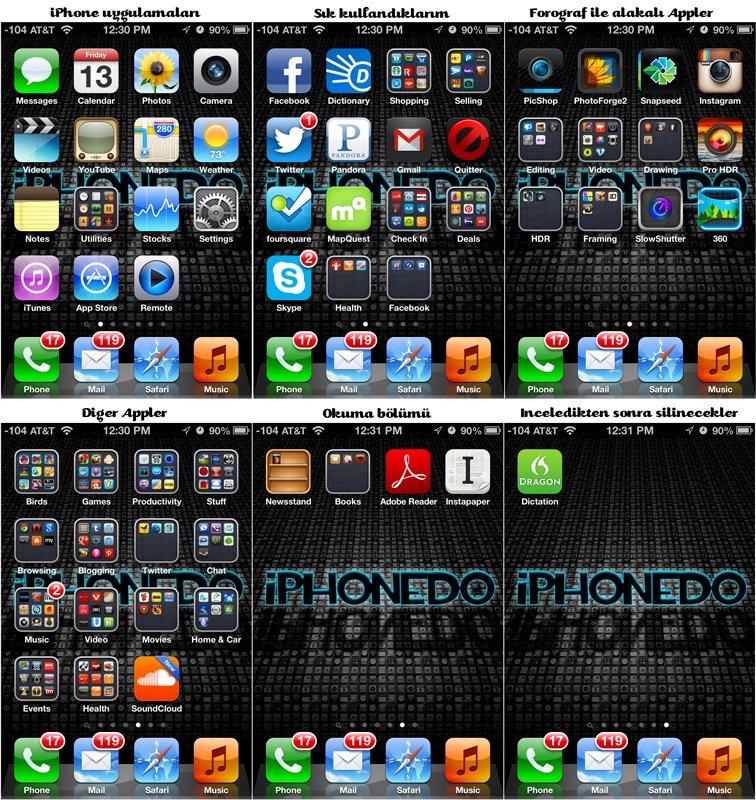 Ekran iOS