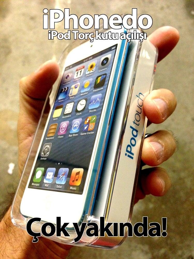 iPod Torç