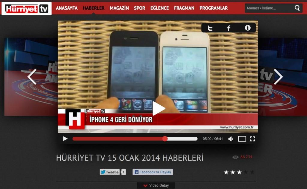 Bravo Web TV
