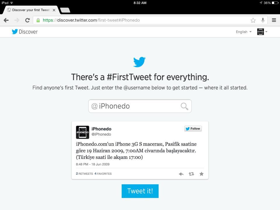 Twitter - iPhonedo