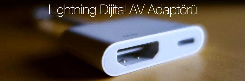 Lightning-Dijital-AV-Adaptoru