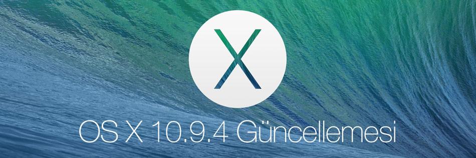 OSX 10.9.4