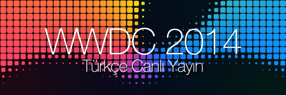 WWDC 2014 Canli