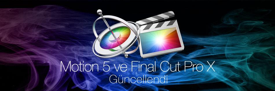 final cut ve motion