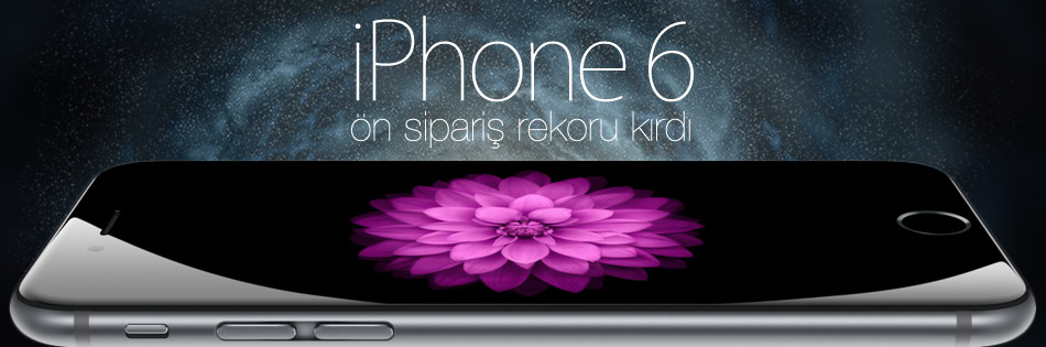 iPhone6Rekor