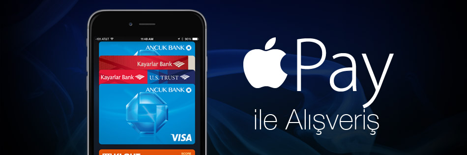 Apple Pay ile Alisveris