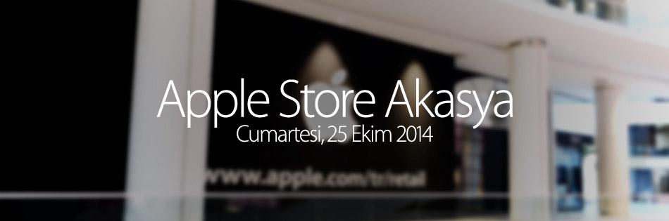 Apple Store Akasya