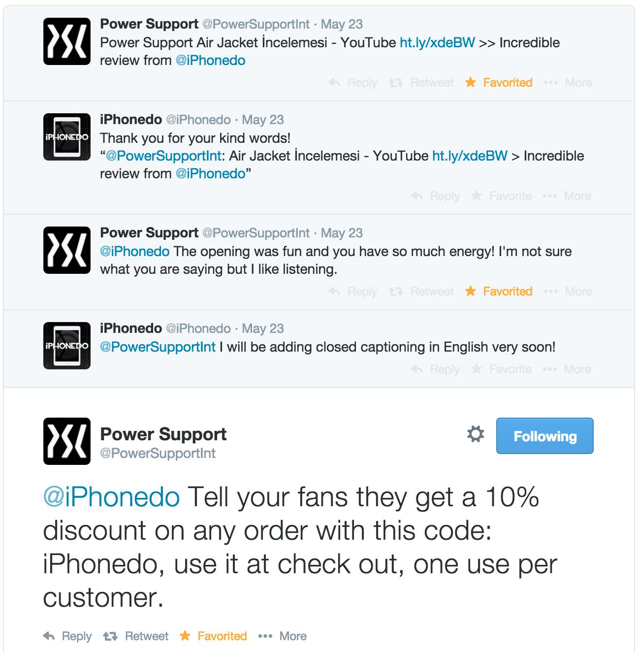 Power Support İndirim