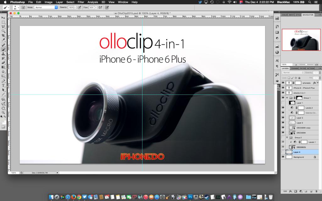 ollo clip photoshop