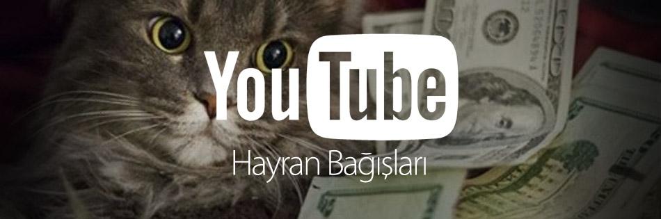 YouTubeHayranBagislari