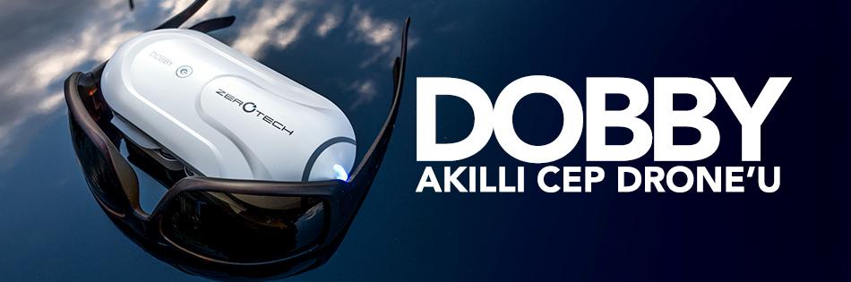 Dobby — Akıllı Cep Drone'u